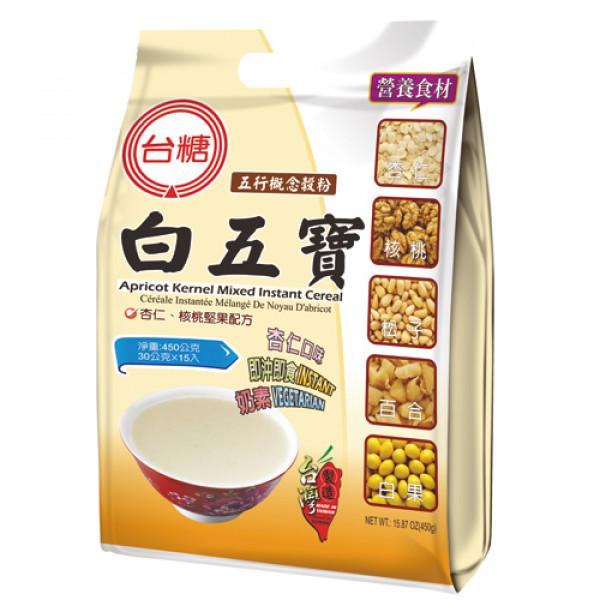 【台糖】台糖白五寶五行概念穀粉(9950)
