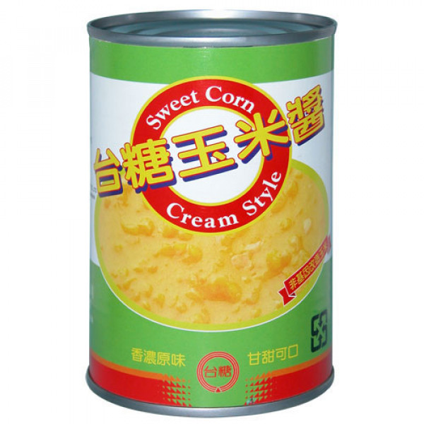 【台糖】台糖玉米醬(3罐/組)(999423)