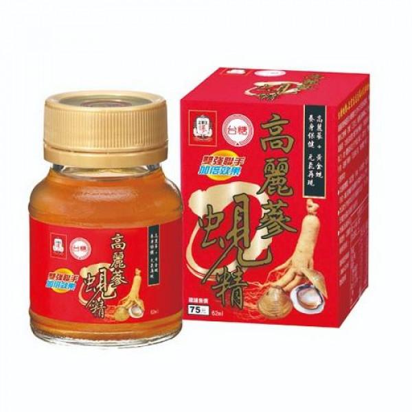【台糖】台糖高麗蔘蜆精(62ml*6瓶)(837506)