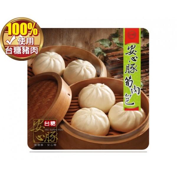 【台糖】台糖安心豚筍肉包400g(9857)