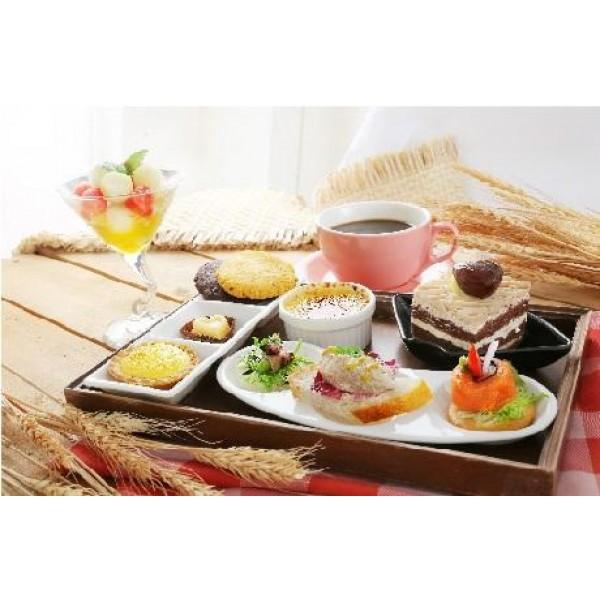 【台糖長榮酒店】大廳酒吧:精緻下午茶券【含郵資】