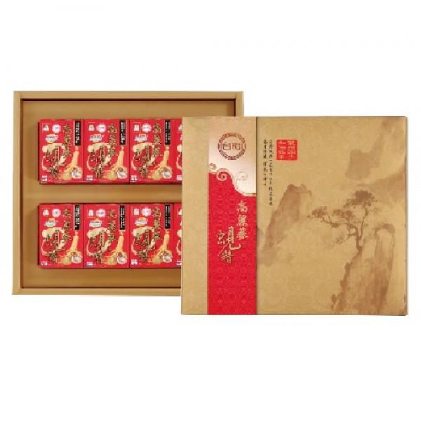 【台糖】高麗蔘蜆精8入禮盒