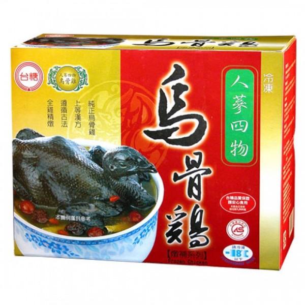 【台糖】台糖人參四物烏骨雞(盒)(926C)