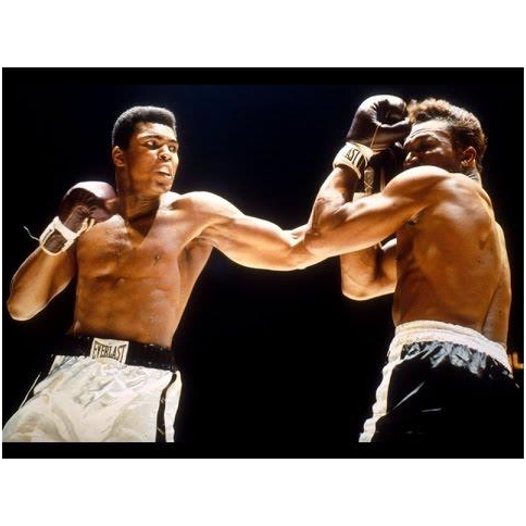從拳擊領悟人生.拳王阿里影響世人的10句名言