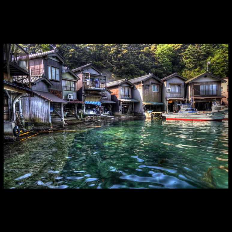 <p>2017京都必訪秘境:有「日本威尼斯」之稱的絕美小漁村!</p>