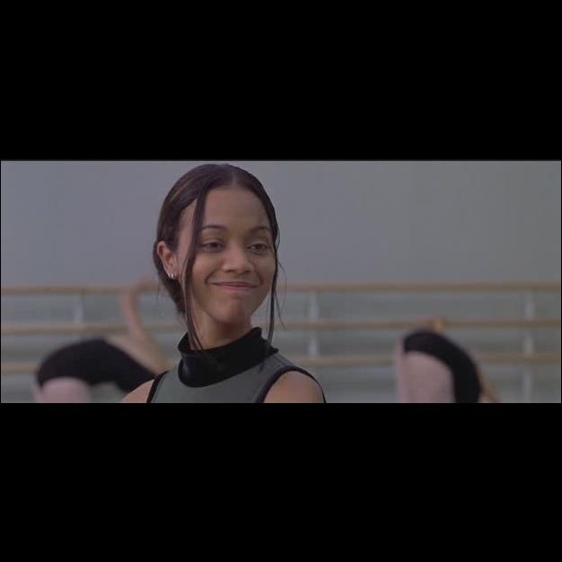 柔伊莎達娜真的很美!除了《復3》&《星際異攻隊》她其實還演過那部大片......