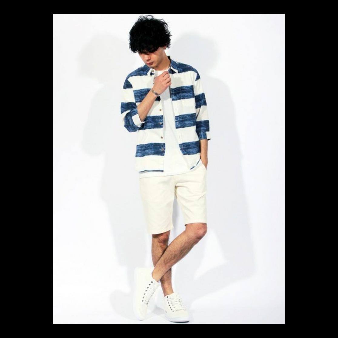 迎接夏日的短褲穿搭,跟著日本男生穿出隨興個性才正確
