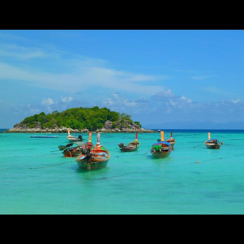 絕美秘境 泰國麗貝島!傳說中的另一個馬爾地夫