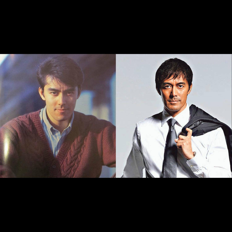 <p>五位日本成熟大叔男星!就是年過45才愈老愈帥!</p>