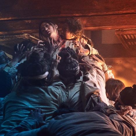 <p>活屍出籠!Netflix 釋出《李屍朝鮮》第二波「飢餓版」預告</p>