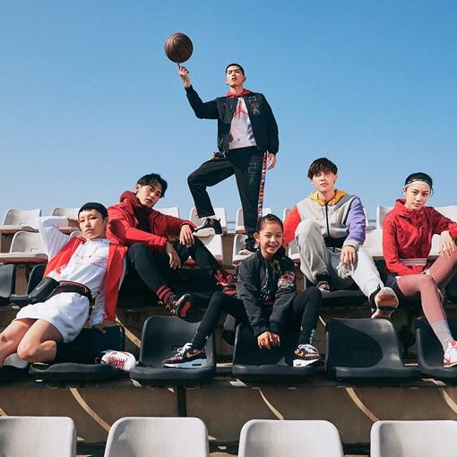 新年團聚,運動時尚─Nike 2019 CNY 系列