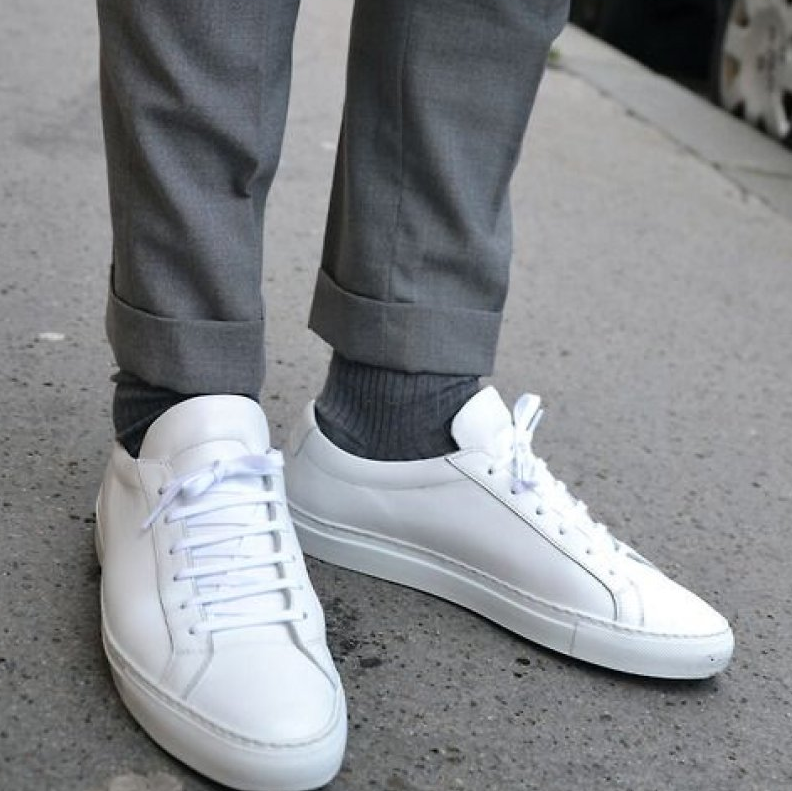 <p>鞋櫃清算! 男士鞋櫃必有的5款鞋</p>