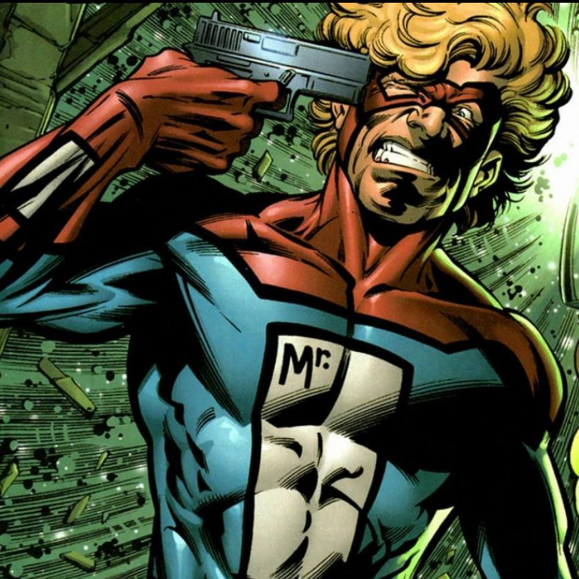 到死都沒用但卻死不了!5位最無用的漫威超級英雄!