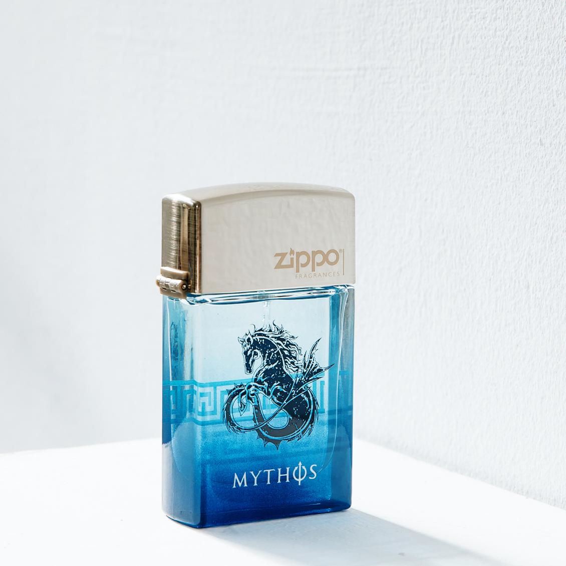 ZIPPO戰神點燃男人魅力的火 今年度必須入手的香水就是他