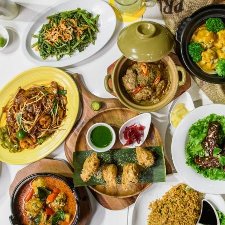 <p>不用飛出國!這家餐廳網羅一生必吃的南洋經典特色料理,讓你每一口都是驚喜</p>