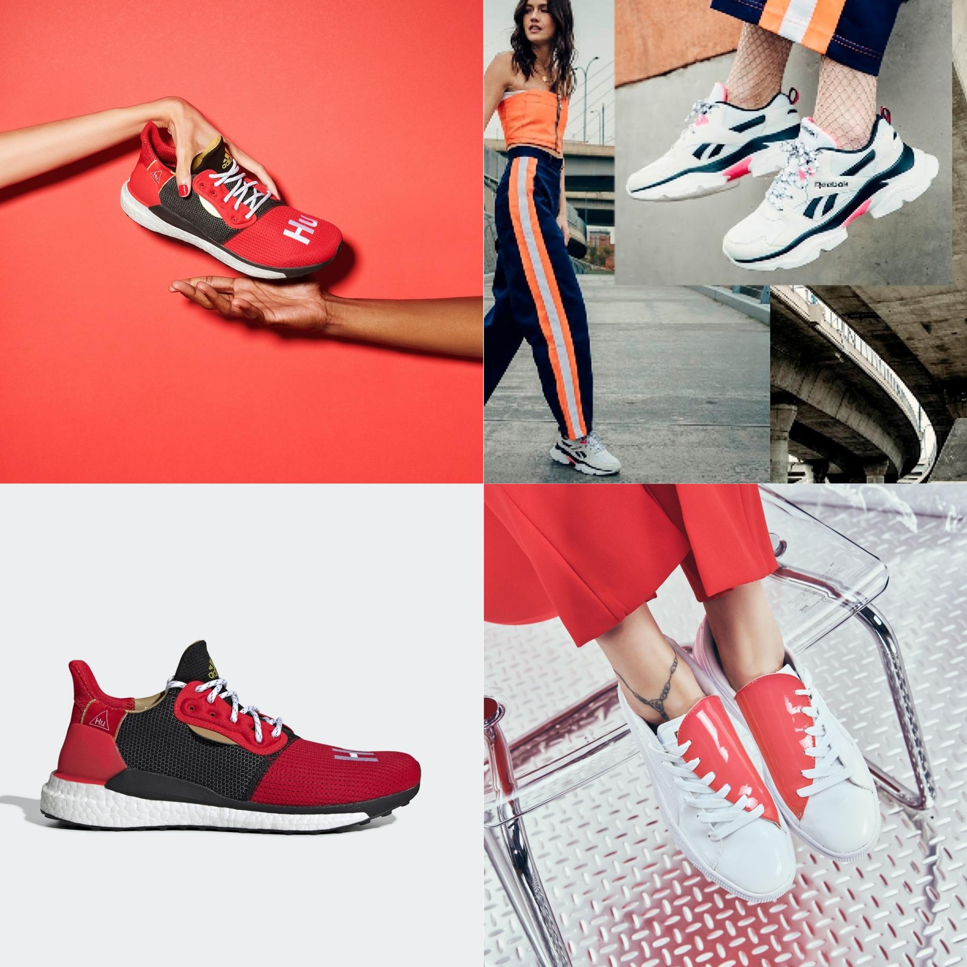 新春矚目鞋款聚焦