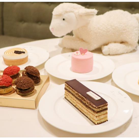 <p>吃蛋糕沒有罪惡感!agnès b. CAFÉ 推出全新減糖甜點</p>