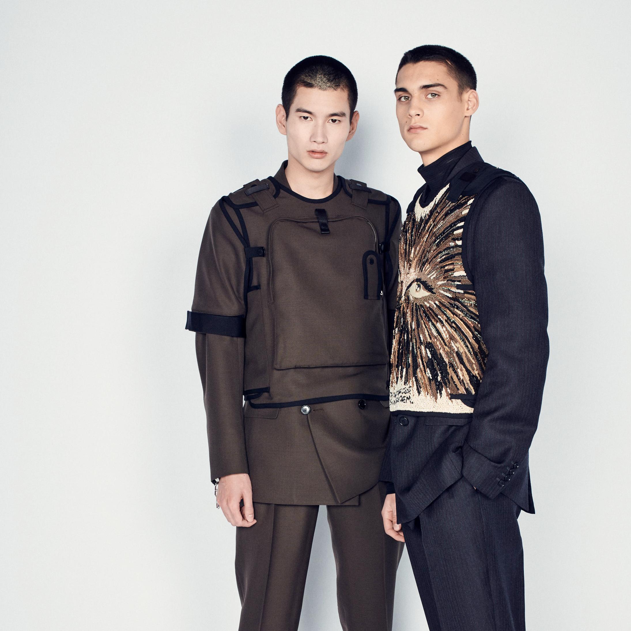 經典輪廓,當代意象─DIOR MEN 2019 冬季時裝系列