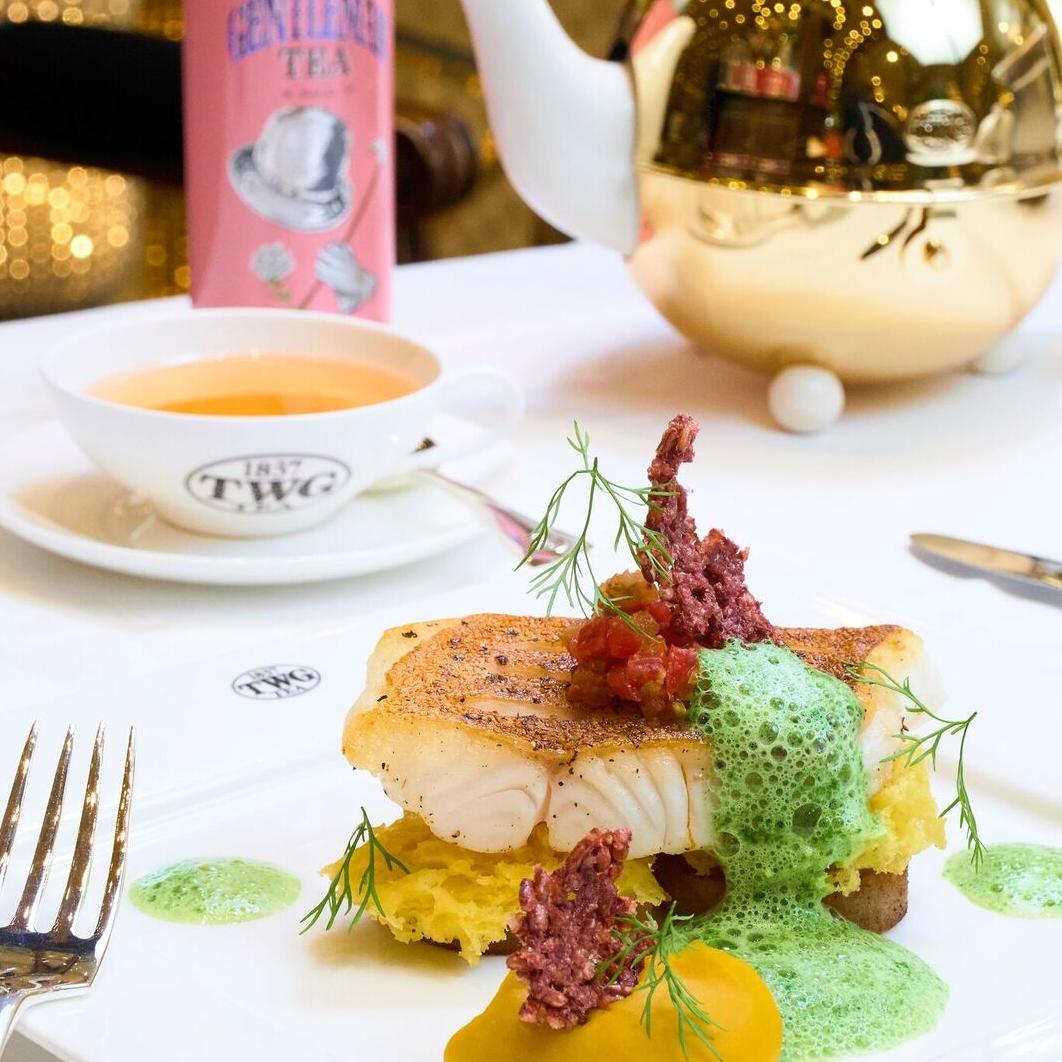 世界奢華茶葉品牌 TWG TEA 甜蜜假期茶香套餐