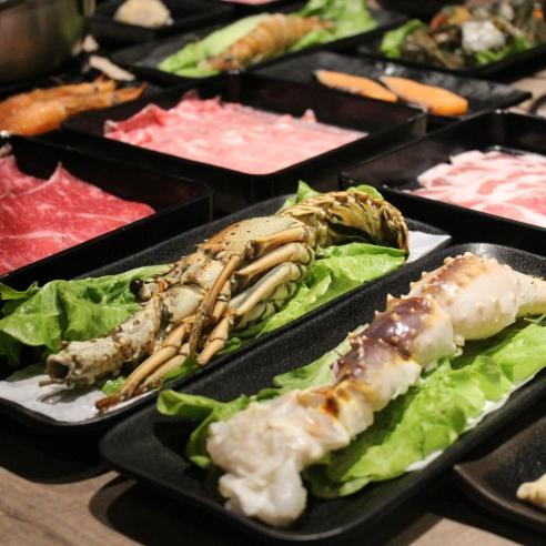 吃火鍋先買菜!以生鮮超市結合餐廳打造「東吉水產超市火鍋」,划算價格大啖高檔食材