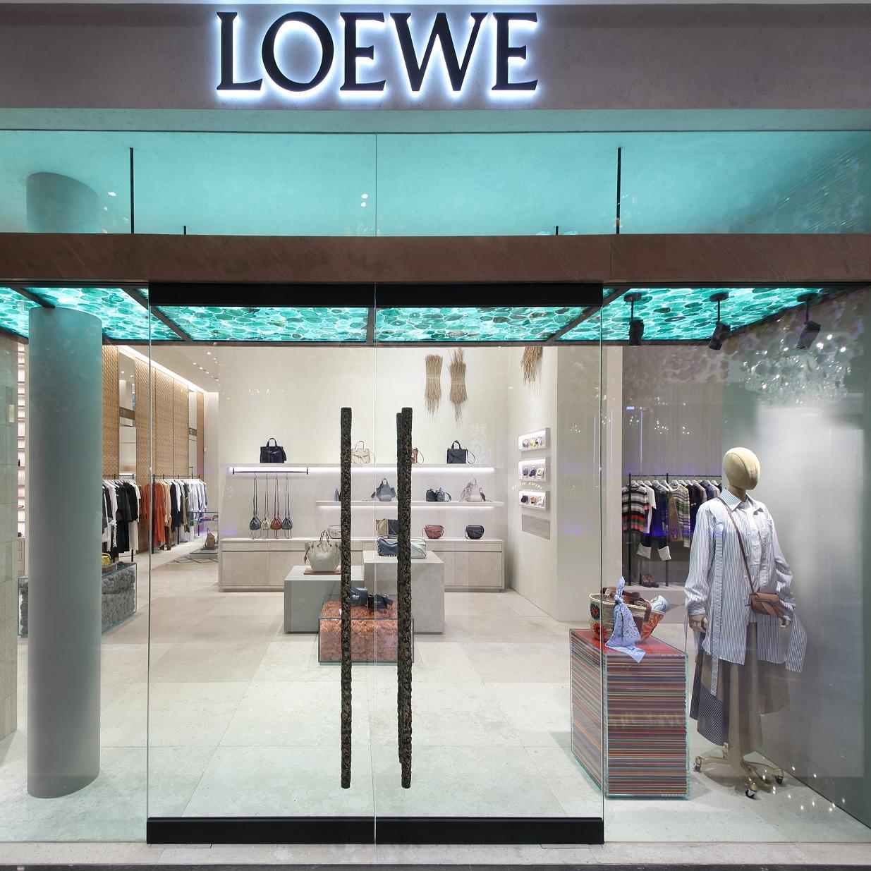 LOEWE 微風南山CASA LOEWE全系列概念店盛大開幕!