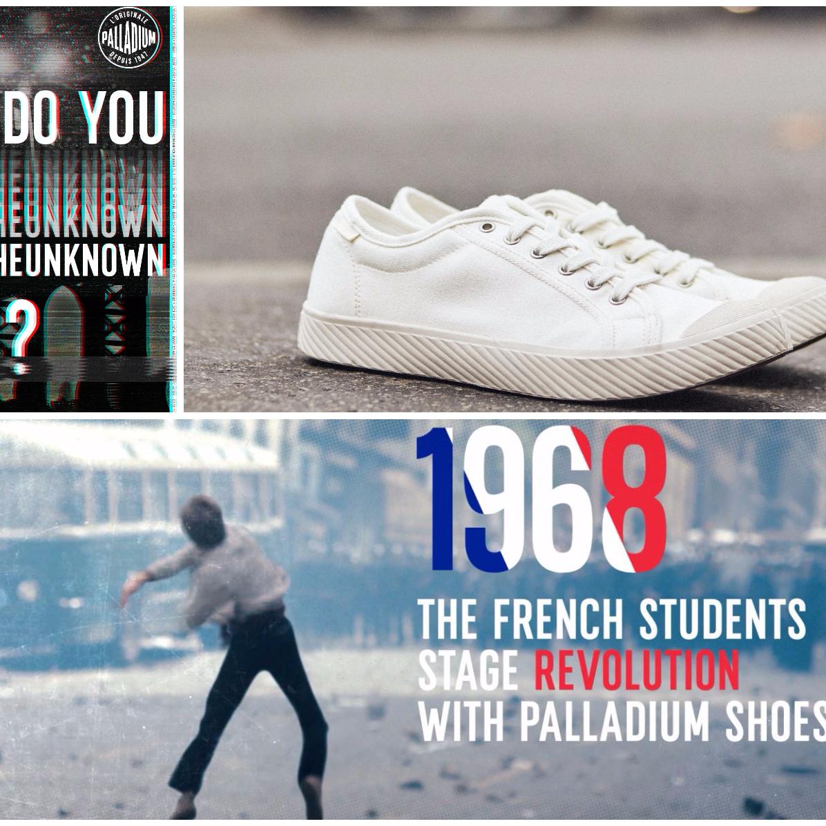 來自法國的時尚小白鞋!源自1968年的復刻經典