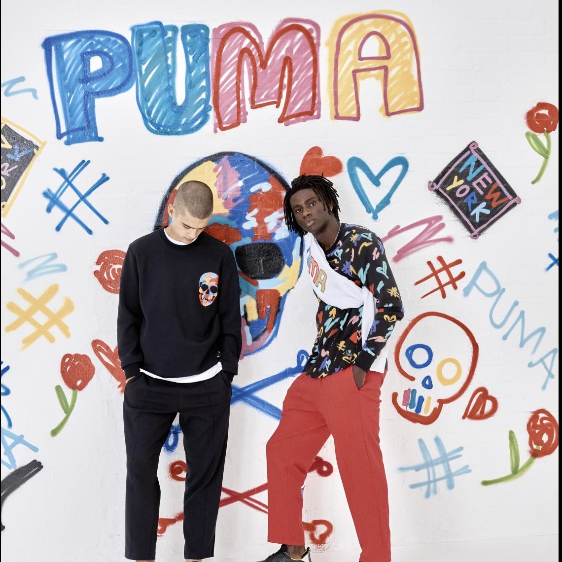<p>PUMA SELECT x Bradley Theodore 2019 首波重磅聯名登場!</p>