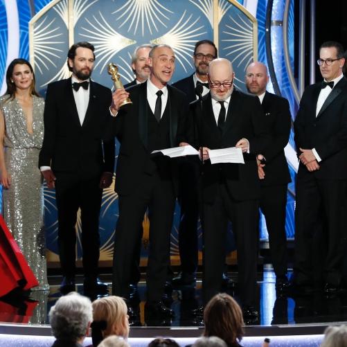 <p>《波希米亞狂想曲》勇奪最佳影片!第 76 屆金球獎完整得獎名單</p>