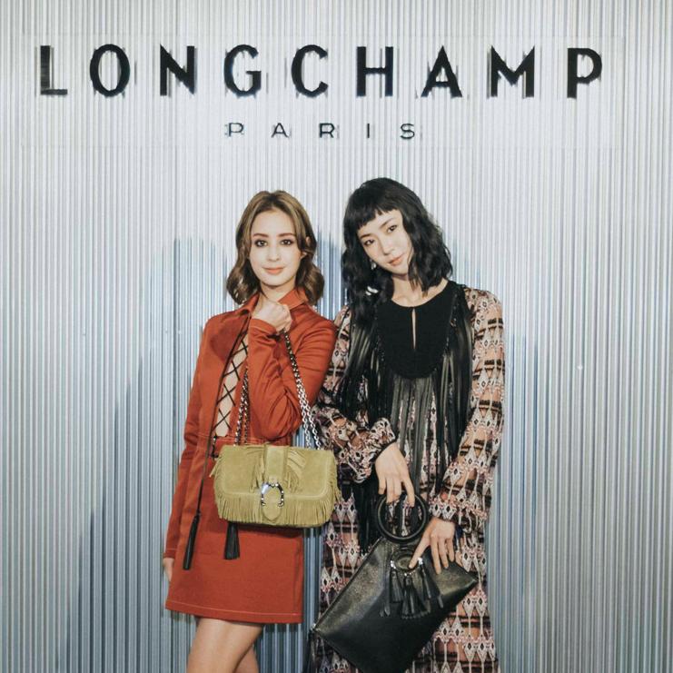 優雅不羈,當代摩登─LONGCHAMP 2019 春夏系列