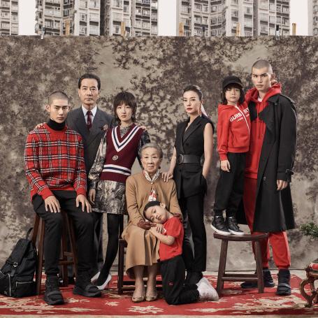 時髦慶團圓─BURBERRY 全新中國新年形象廣告