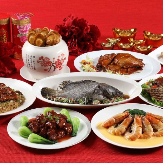 <p>除夕團圓!粵菜餐廳「望月樓」推出經典年菜套餐</p>