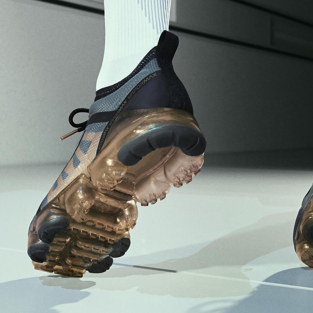 <p>球鞋科技,革新進化─Nike Air Vapormax 2019</p>