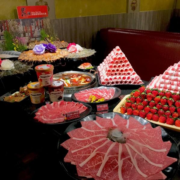 頂級雙蝦、大湖草莓、哈根達斯獨家口味吃到飽!「馬辣頂級麻辣鴛鴦火鍋」冬季活動好評加碼延長