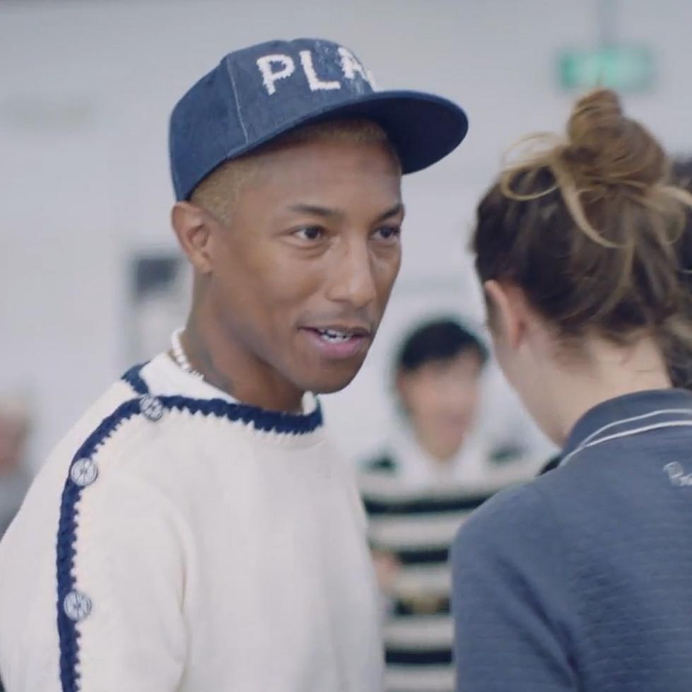 聯名最大咖!最強潮青教父Pharrell Williams NMD