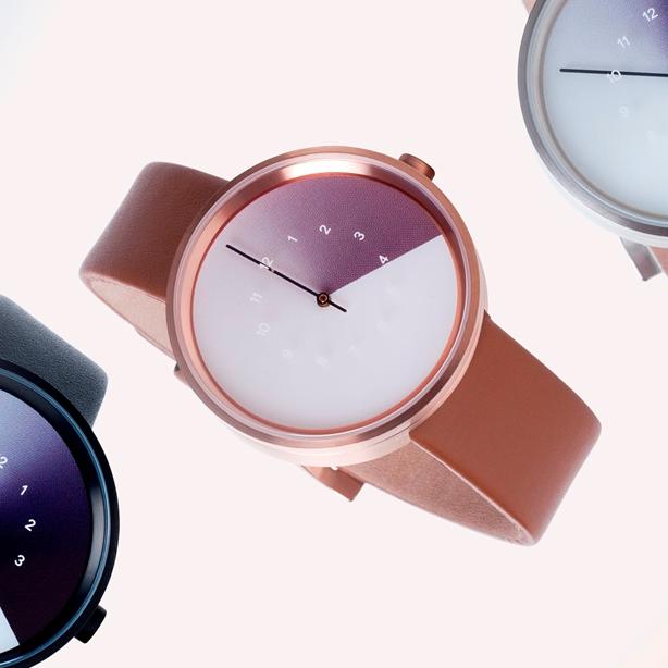 全球第一隻隱藏時光的手錶 台灣開始預購啦!