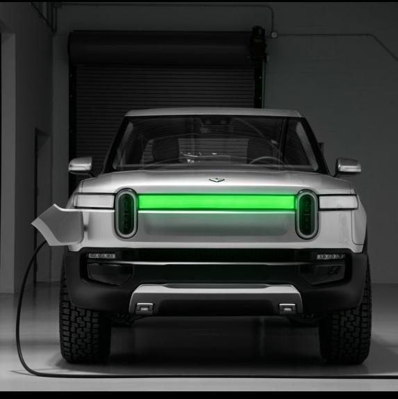 貨車走向全電動 美式風格Rivian R1T