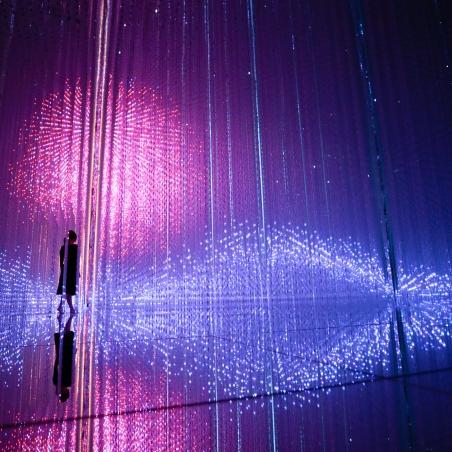 7 大超現實光影主題全曝光!東京豐洲超巨型「teamLab Planets」沉浸式空間
