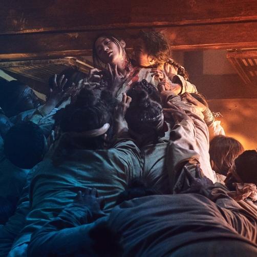朱智勛大戰活屍!Netflix 首部自製韓國活屍影集《李屍朝鮮》釋出正式預告