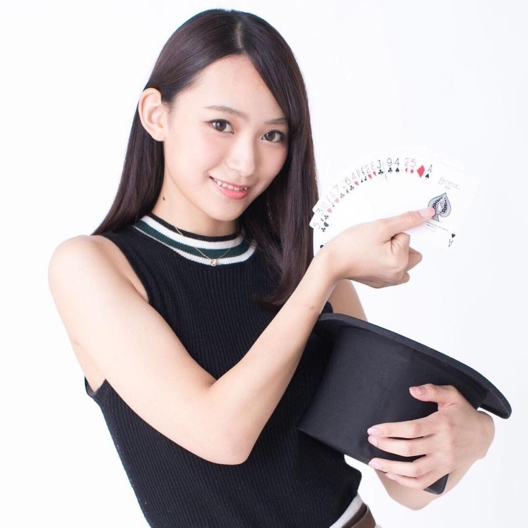 變魔術不是重點 必追日本女魔術師御寺ゆき