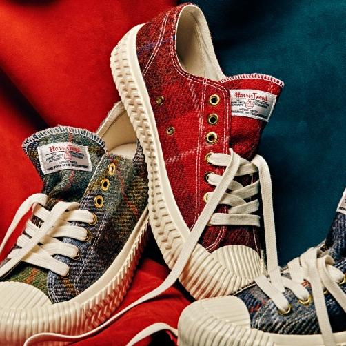 <p>首度跨界合作台灣新銳藝術家紀人豪!EXCELSIOR 餅乾鞋釋出秋冬新款</p>