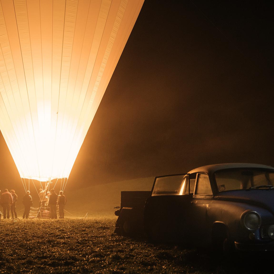 <p>從「迪士尼」手中拿下版權 《奇蹟熱氣球》逃亡傳奇登上大銀幕</p>