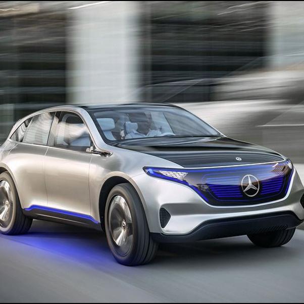 2018年開始量產!Mercedes-Benz 電動車時代來臨