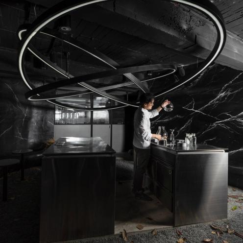 全新概念的調飲廚房 ROOM by Le Kief,探索無限的味覺可能!