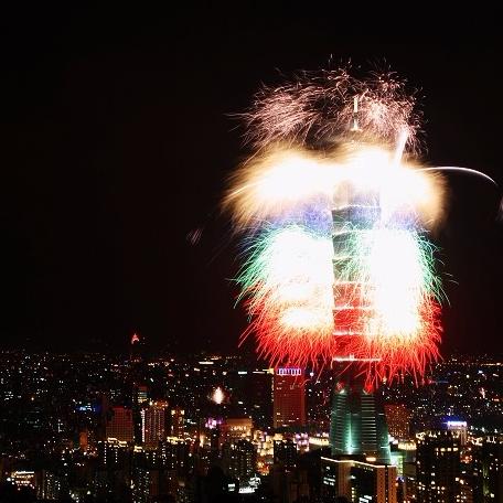 <p>跨年就往這裡去!最佳煙火觀賞點!台北市河濱7大地點曝光!</p>