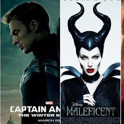 盤點!2014全球最賣座十部電影