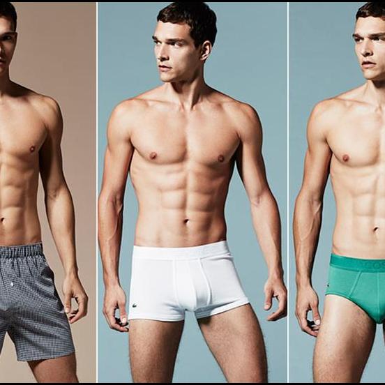 型男必學!3步驟挑對你的內褲