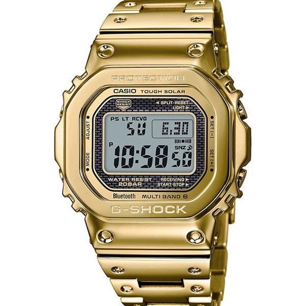 更添大人味!G-Shock 元祖 DW-5000 不繡鋼錶款大勢登場!