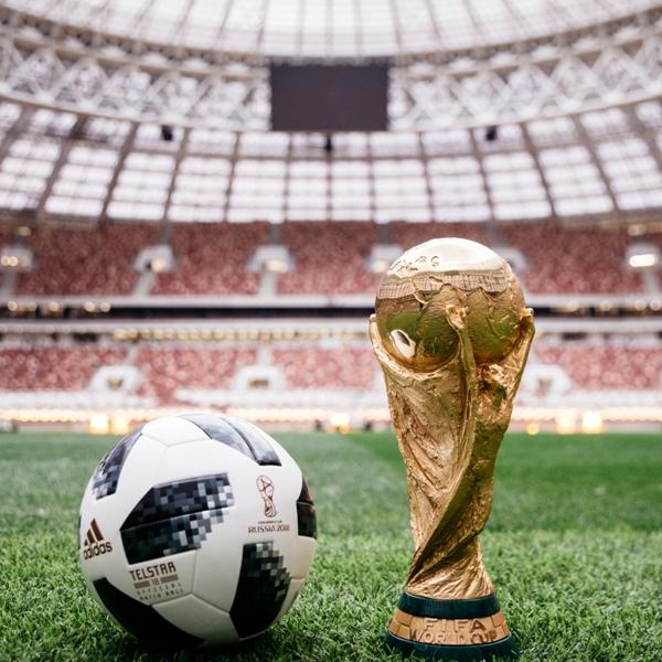 <p>adidas 2018 年世界盃足球賽球衣及官方指定用球登場!</p>