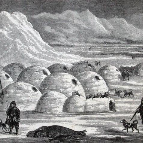 <p>1930年的集體消失事件 1200名愛斯基摩人被UFO帶走?</p>
