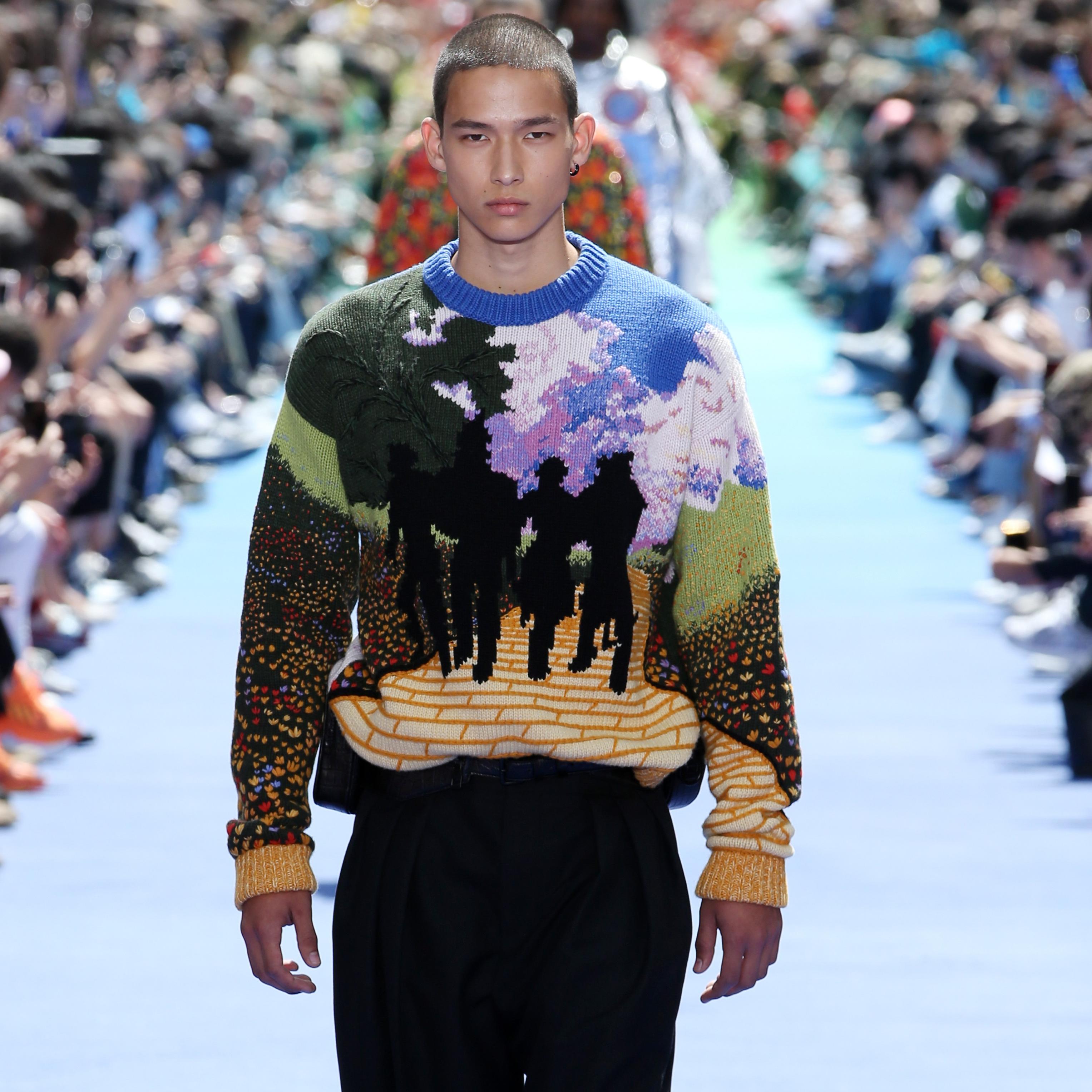 未來摩登主義─Louis Vuitton 2019 春夏系列